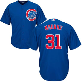 Chicago Cubs Greg Maddux Alternate Cool Base Replica Jersey