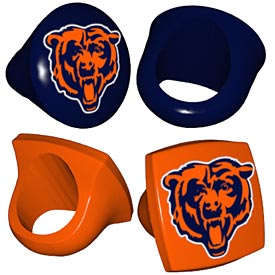 Chicago Bears Foam Fan Ring