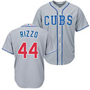 Chicago Cubs Anthony Rizzo Alternate Road Cool Base Replica Jersey