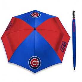 "Chicago Cubs Golf Windsheer 62"" Umbrella"
