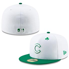 Chicago Cubs 2019 St Paddy's 59FIFTY Fitted Cap
