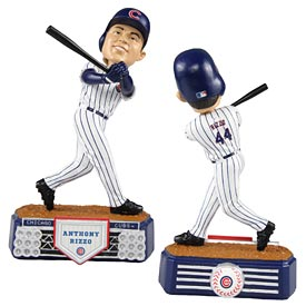 Chicago Cubs Anthony Rizzo Stadium Bobble Head