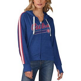 Chicago Cubs Ladies Touch Conference Hooded Sweatshirt