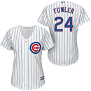 Chicago Cubs Dexter Fowler Ladies Home Cool Base Replica Jersey