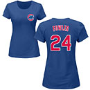 Chicago Cubs Dexter Fowler Ladies Name and Number T-Shirt