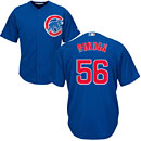 Chicago Cubs Hector Rondon Alternate Cool Base Replica Jersey