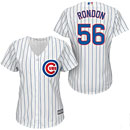 Chicago Cubs Hector Rondon Ladies Home Cool Base Replica Jersey