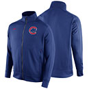 Chicago Cubs Track Full-Zip Performance Jacket