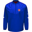 Chicago Cubs Youth On-Field Training Pullover Jacket