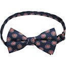 Chicago Cubs Repeat Print Bow Tie