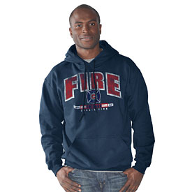 Chicago Fire Rookie Hooded Sweatshirt