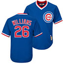 Chicago Cubs Billy Williams Cooperstown Cool Base Replica Jersey