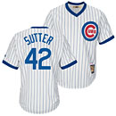 Chicago Cubs Bruce Sutter Cooperstown Cool Base Replica Jersey