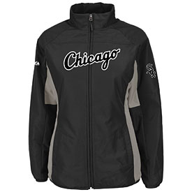 Chicago White Sox Ladies Double Climate Jacket