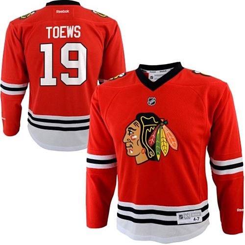 Chicago Blackhawks Jonathan Toews Preschool Replica Jersey 0834633c8