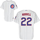 Chicago Cubs Addison Russell Authentic Home Jersey