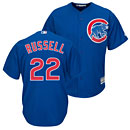 Chicago Cubs Addison Russell Alternate Cool Base Replica Jersey