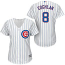 Chicago Cubs Chris Coghlan Ladies Home Cool Base Replica Jersey