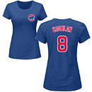 Chicago Cubs Chris Coghlan Ladies Name and Number T-Shirt