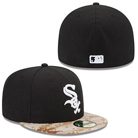 Chicago White Sox 2015 Memorial Day Stars and Stripes 59FIFTY Cap