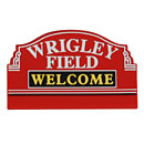 Wrigley Field Marquee Sign Magnet
