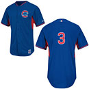 Chicago Cubs David Ross Authentic Batting Practice Jersey