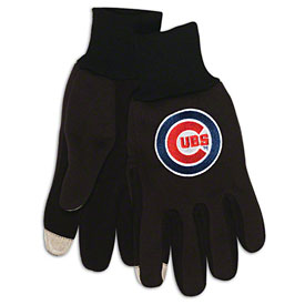 Chicago Cubs Touch Gloves