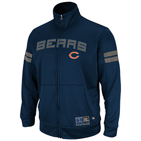 Chicago Bears Tailgate II Track Jacket