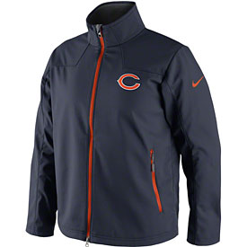 Chicago Bears Softshell Full-Zip Jacket