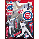 Chicago Cubs Teammates Fathead Set