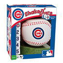 Chicago Cubs Shake n' Score Dice Game