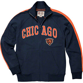 Chicago Bears Scrimmage Track Jacket