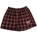 Chicago Bulls Empire Flannel Boxers