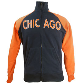 Chicago Bears Tri-State Track Jacket
