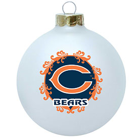 Chicago Bears Large Ornament