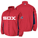 Chicago White Sox Authentic Cooperstown Double Climate On-Field Jacket