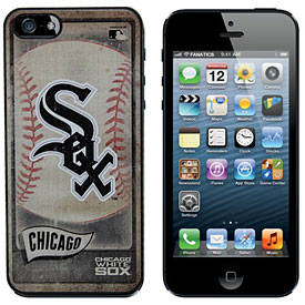 Chicago White Sox Pennant iPhone 5 Hard Case