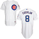 Chicago Cubs Chris Coghlan Home Authentic Cool Base Jersey