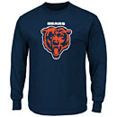 Chicago Bears Critical Victory Long Sleeve T-Shirt