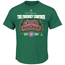 Chicago Cubs Wrigley Field 100 Years Faithful T-Shirt