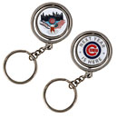 Chicago Cubs Next Year is Here Swivel Keychain