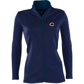 Chicago Bears Ladies Leader Full-Zip Jacket