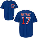 Chicago Cubs Kris Bryant Authentic Alternate Jersey