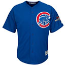 Chicago Cubs 2015 Cool Base Alternate Jersey w/2015 Postseason Patch