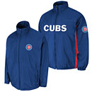 Chicago Cubs Authentic Triple Climate 3-In-1 On-Field Jacket