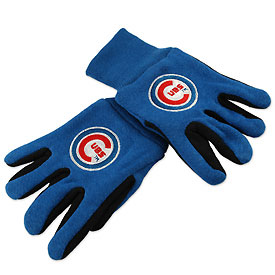 Chicago Cubs Kids Jersey Gloves