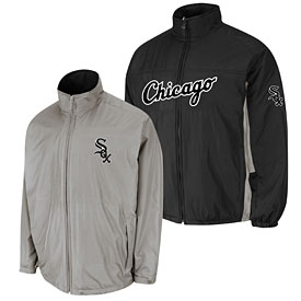 Chicago White Sox Authentic Triple Climate 3-In-1 On-Field Jacket