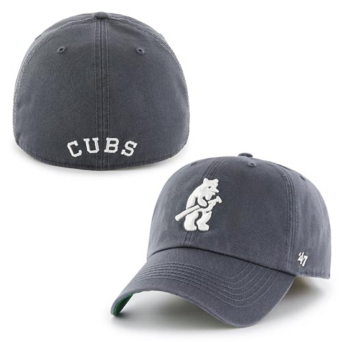 ad4e2967449 Chicago Cubs 1914 Navy Franchise Fitted Cap. Hover to magnify image. CLOSE   X . Zoomed Image