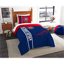 Chicago Cubs Twin Comforter Bed Set