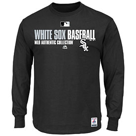 Chicago White Sox Authentic Collection Team Favorite Long Sleeve T-Shirt